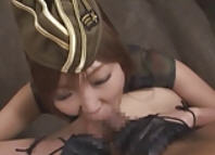 asian sucks pixelated cocks