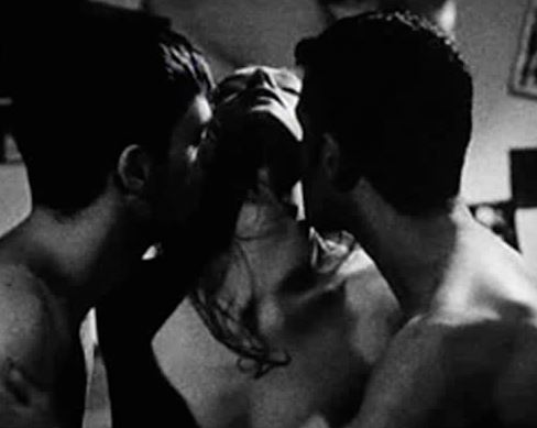 mmf threesome scene from a movie