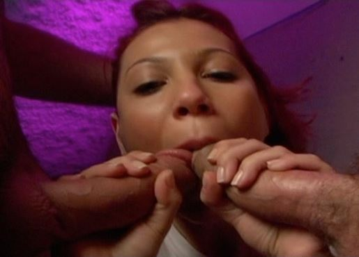 get those dicks in your mouth girl