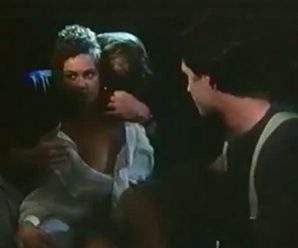 actress getting groped by two guys